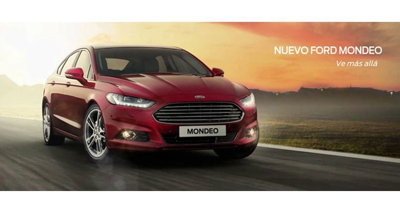 Almoauto, Concesionario Oficial Ford en Madrid