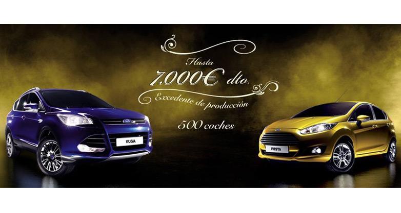 Pamplona Car, Concesionario Oficial Ford en Cordovilla (Pamplona)